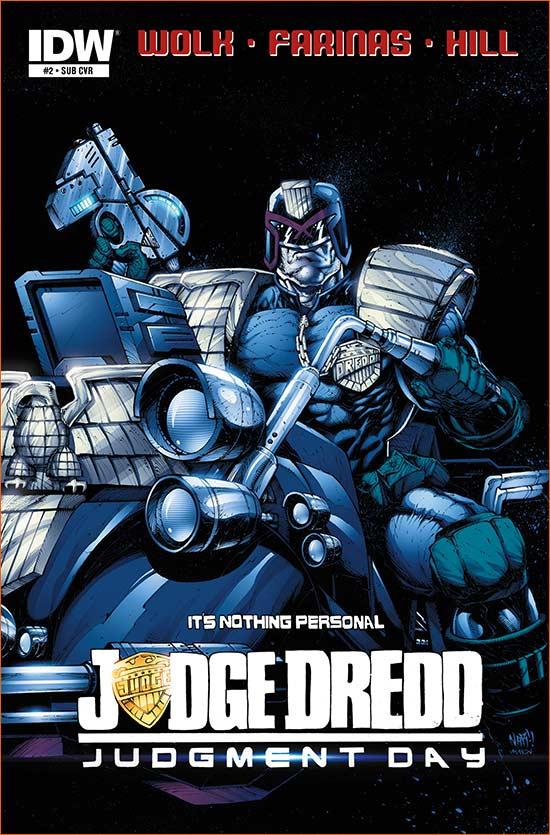 Terminator 2: Le jugement dernier selon NAR.