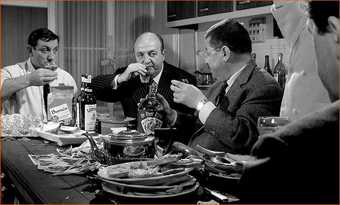 Les tontons flingueurs de Georges Lautner.