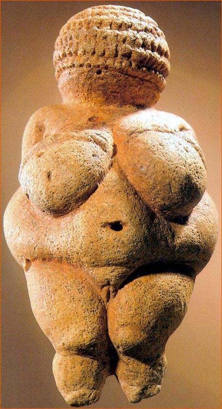 Vénus de Willendorf.