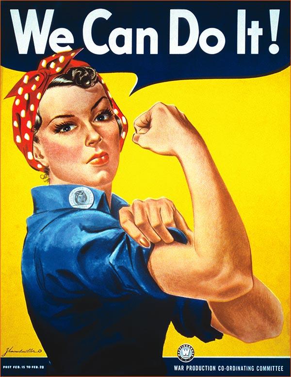 We can do it ! de J. Howard Miller.