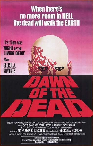 Zombie de George Romero.