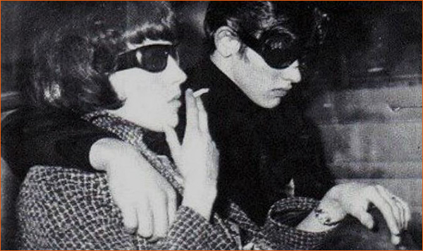 Maureen Hindley et David Smith (Photopraphie de presse).
