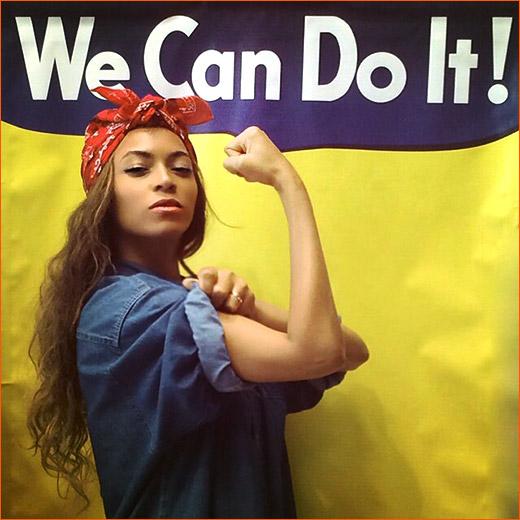 We can do it ! selon Beyoncé.